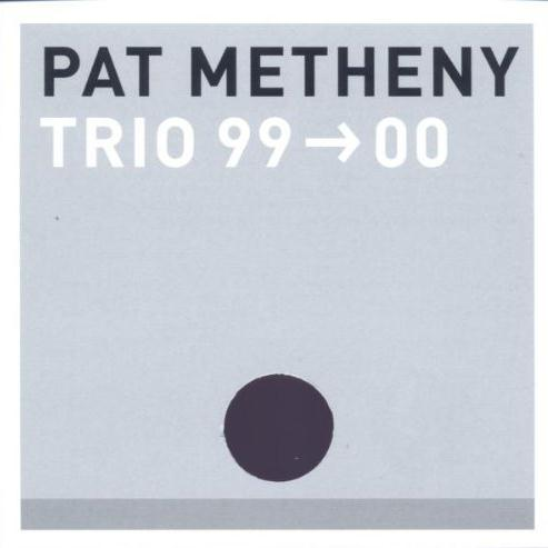 Pat Metheny A Lot Of Livin' To Do cover art