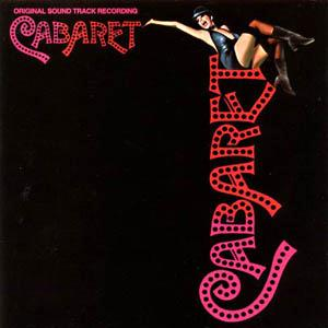 Kander & Ebb Cabaret cover art