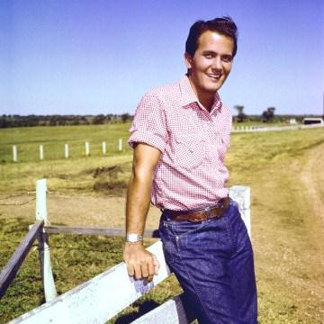 Pat Boone With The Wind And The Rain In Your Hair cover art