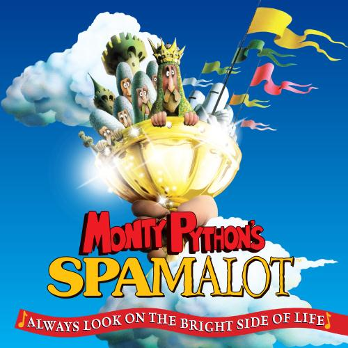 Monty Python's Spamalot Always Look On The Bright Side Of Life cover art