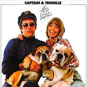 Captain & Tennille Love Will Keep Us Together cover art
