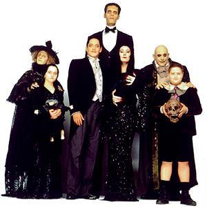 Eric Baumgartner The Addams Family Theme cover art