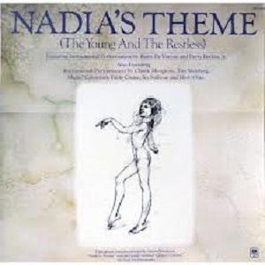 Eric Baumgartner Nadia's Theme cover art