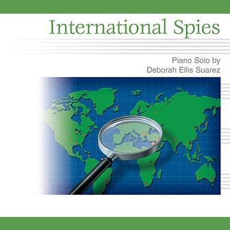 Deborah Ellis Suarez International Spies cover art