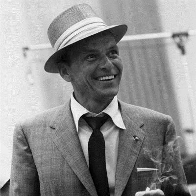 Frank Sinatra The Way You Look Tonight cover art