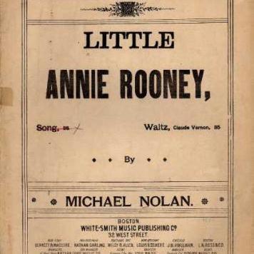 Michael Nolan Little Annie Rooney cover art
