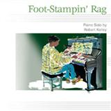Foot-Stampin Rag