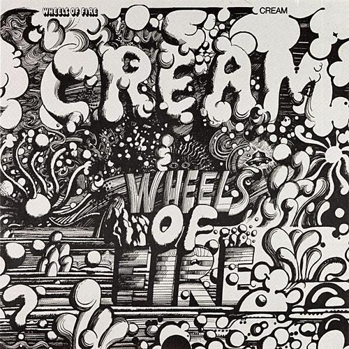 Cream Born Under A Bad Sign cover art
