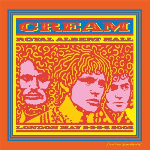 Cream (They Call It) Stormy Monday (Stormy Monday Blues) cover art