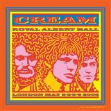 Cream (They Call It) Stormy Monday (Stormy Monday Blues) l'art de couverture