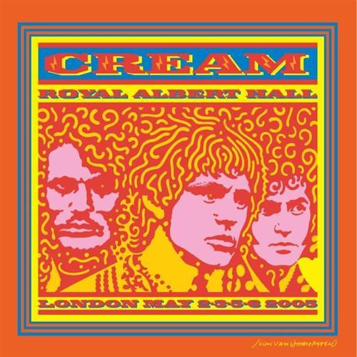 Cream Rollin' And Tumblin' cover art