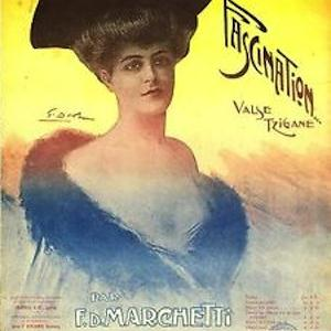 F.D. Marchetti Fascination (Valse Tzigane) cover art