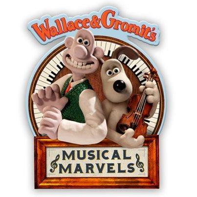 Julian Nott Wallace And Gromit Theme cover art