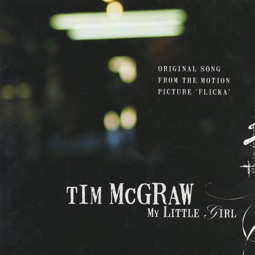Tim McGraw My Little Girl cover art