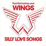 Paul McCartney & Wings Silly Love Songs cover art