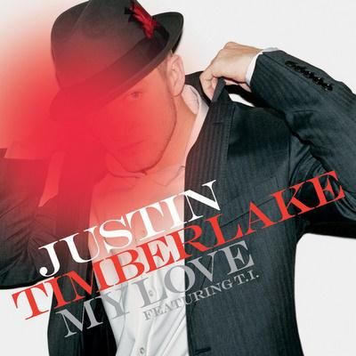 Justin Timberlake My Love (feat. T.I.) cover art