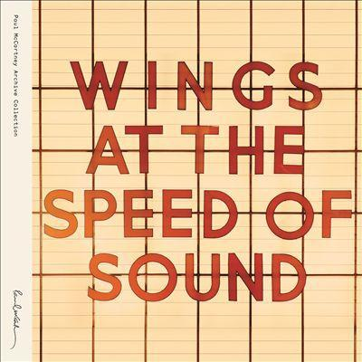 Paul McCartney & Wings Let 'Em In cover art