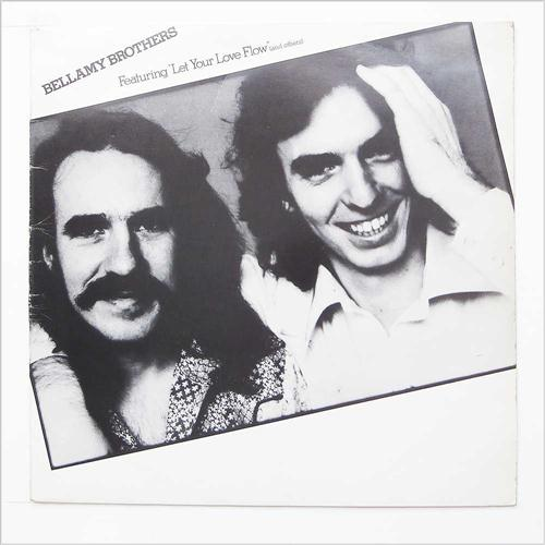 The Bellamy Brothers Let Your Love Flow cover art