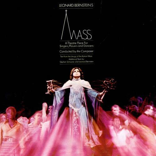 Leonard Bernstein World Without End cover art