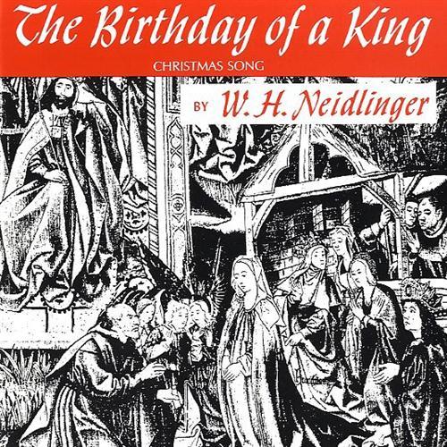 William H. Neidlinger The Birthday Of A King (Neidlinger) cover art