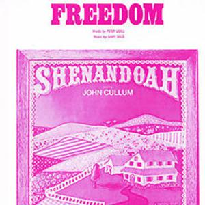 Peter Udell Freedom cover art