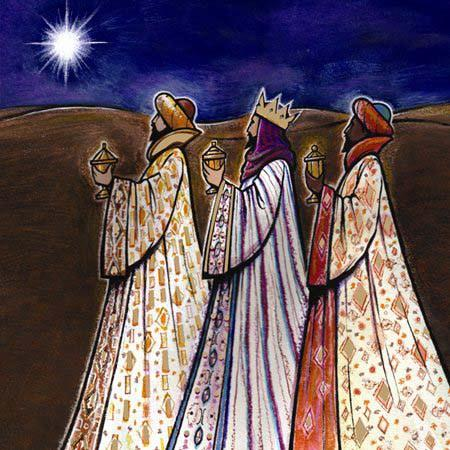 Traditional March Of The Three Kings cover art