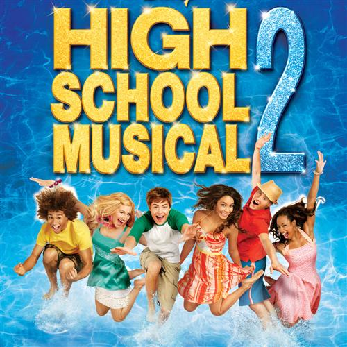 High School Musical 2 You Are The Music In Me cover art