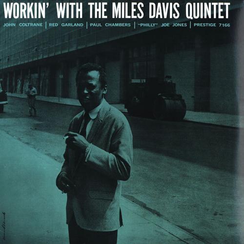 John Coltrane Trane's Blues cover art