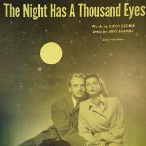 Buddy Bernier The Night Has A Thousand Eyes cover art