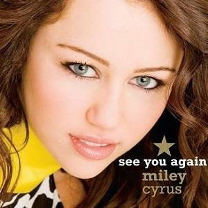 Miley Cyrus See You Again cover art