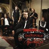 Timbaland featuring OneRepublic Apologize cover art