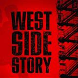 Leonard Bernstein Jet Song (from West Side Story) cover kunst