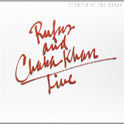Rufus & Chaka Khan Ain't Nobody cover art
