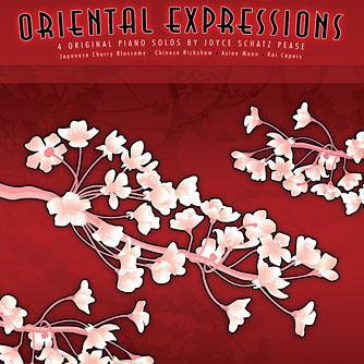Joyce Schatz Pease Japanese Cherry Blossoms cover art