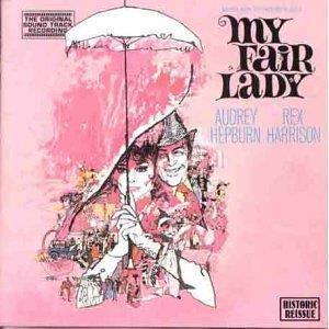 Lerner & Loewe Wouldn't It Be Loverly (from My Fair Lady) cover art