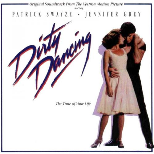 Bill Medley and Jennifer Warnes (I've Had) The Time Of My Life cover art