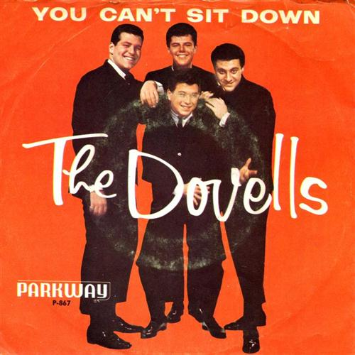 The Dovells You Can't Sit Down cover art
