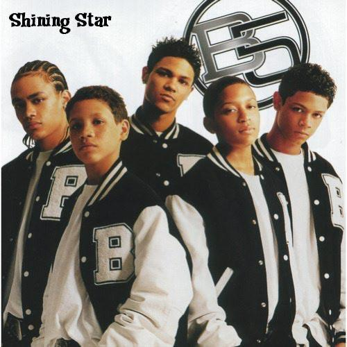 B5 Shining Star cover art