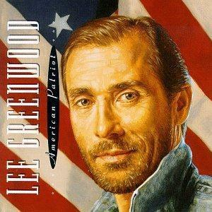 Lee Greenwood God Bless The U.S.A. cover art