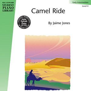 Jamie Jones Camel Ride cover art