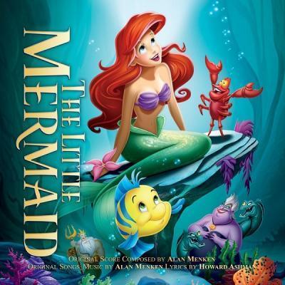 Alan Menken Under The Sea cover art