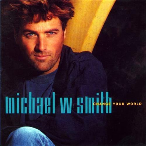 Michael W. Smith Friends cover art