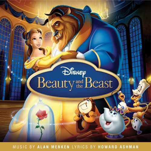 Alan Menken Beauty And The Beast cover art