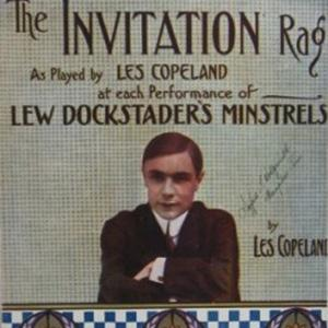 Les C. Copeland Invitation Rag cover art