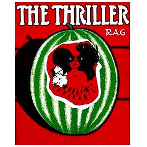 May Aufderheide The Thriller Rag cover art