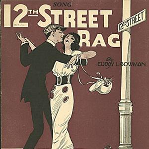 Euday L. Bowman Twelfth Street Rag cover art
