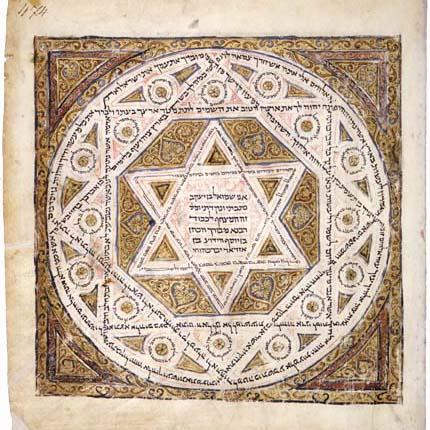 Folk Tune Chanukah Candle Blessings cover art