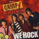 Camp Rock (Movie) We Rock cover art