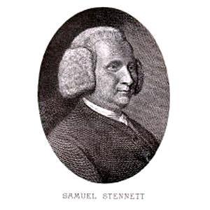Samuel Stennett On Jordan's Stormy Banks cover art