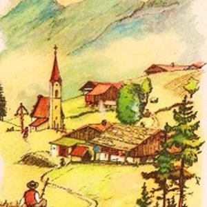 Swiss Folksong Von Meinem Bergli Muss Ich Scheiden cover art